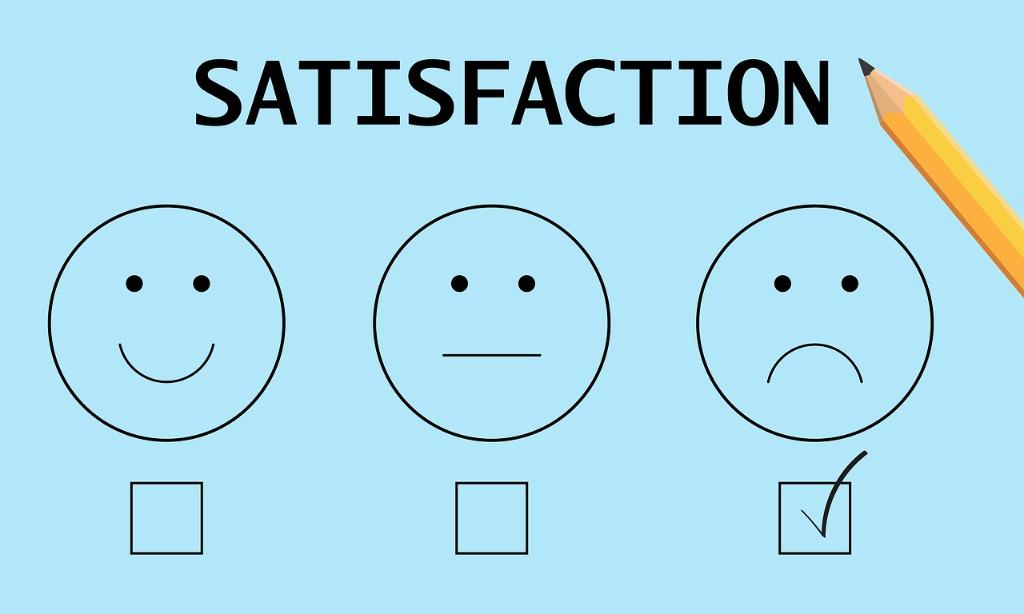 customer satisfaction,faccine, gradimento