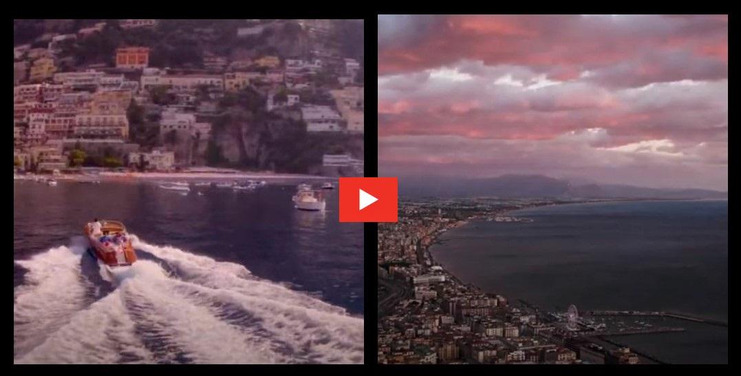 Mare, costa d'amalfi, positano, salerno