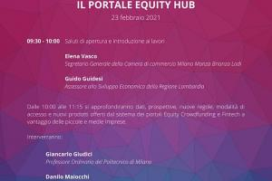 Equity crowdfunding, una risorsa per le PMI: il portale equity hub
