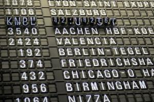 banner voli aeroporto